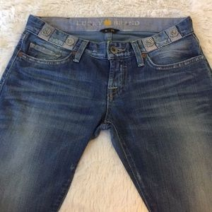 Lucky Brand Jeans good shape some wear 0/25